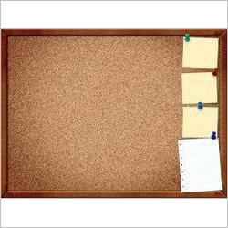 Cork Pin Board