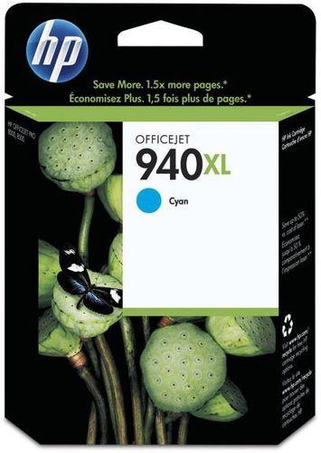 HP 940XL Office Jet Ink Cartridge Cyan