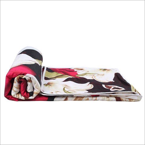 Reversible Poly Cotton Single Blanket