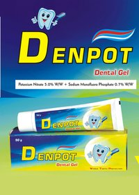 DENpot-F  ( Tooth Gel )
