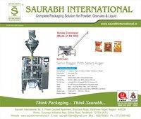 Flour Pouch Packing Machine