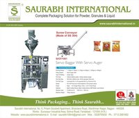 Besan Pouch Packing Machine