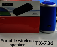 TX-736 WIRELESS BLUETOOTH SPEAKER