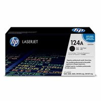 HP 124A Laserjet Black Cartridge