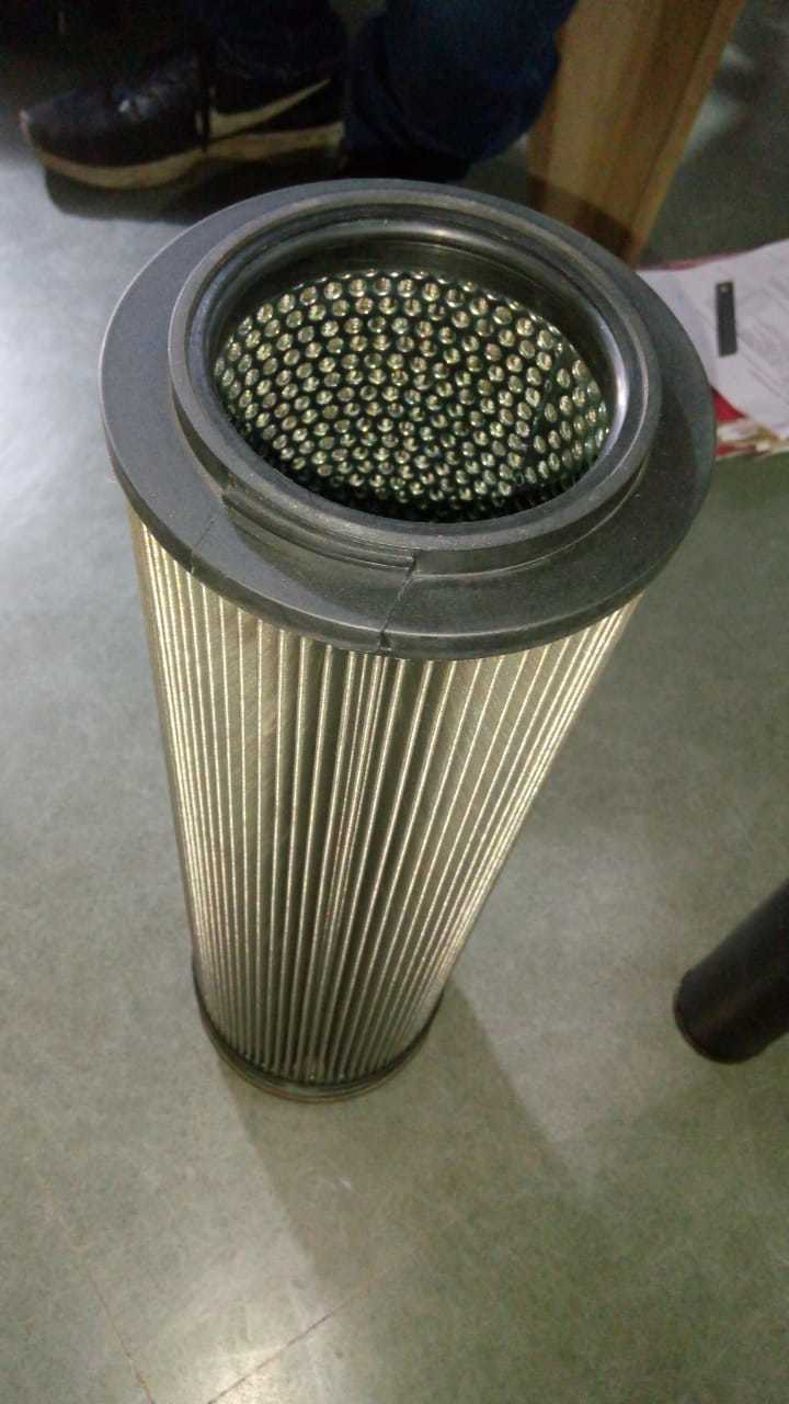 Hydraulic Cylindrical Oil Filter