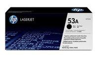 HP 53A Black Original Laser Jet Toner Cartridges Q7553A