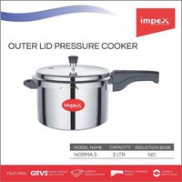 IMPEX Pressure Cooker 3 Ltr (NORMA 3)
