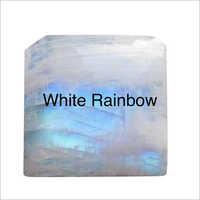 White Rainbow Stone