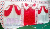 PARDA FOR MANDAP DECORATION