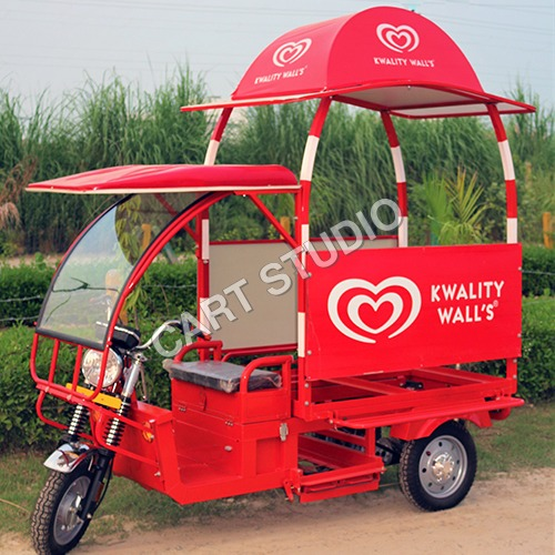 Ice Cream E-Cart