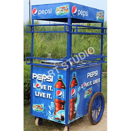 Soft Drink Cart
