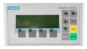 Siemens OP73 HMI 6AV6 641-0AA11-0AX0