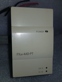 MITSUBISHI FX2N-4AD-PT Module