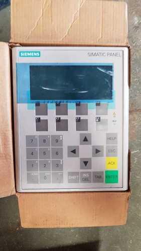 SIEMENS OP77B HMI 6AV6 641-0CA01-0AX1