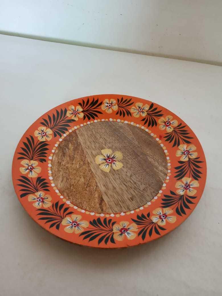 woode plates