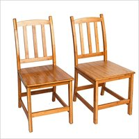 Traditional Solid Wood Chair