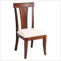 classic wooden dining chair