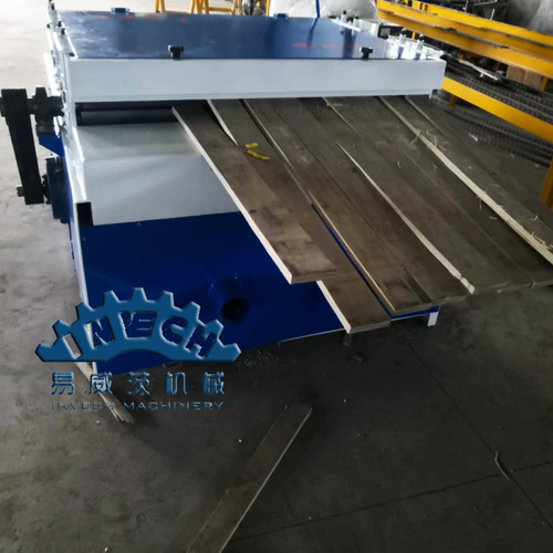 Wood Pallet Board Cutting Saw Machine