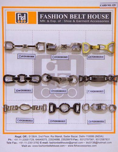 Designer Chains For Shoe