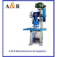 Sole Cutting Machine (12.5 Tonn)
