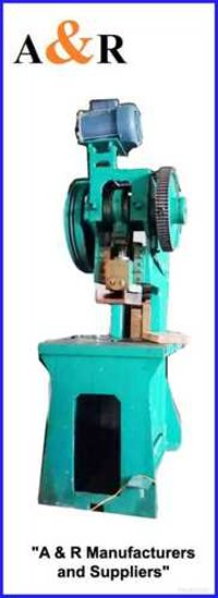 Chappal Making Machine (20 Tonn)