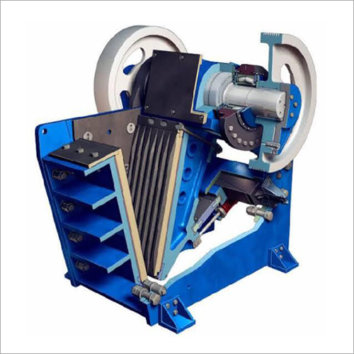 Industrial Crusher Machine