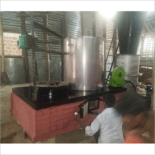 Biomass Gasifier Food Oven