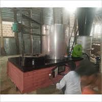Biomass Gasifier Food Oven