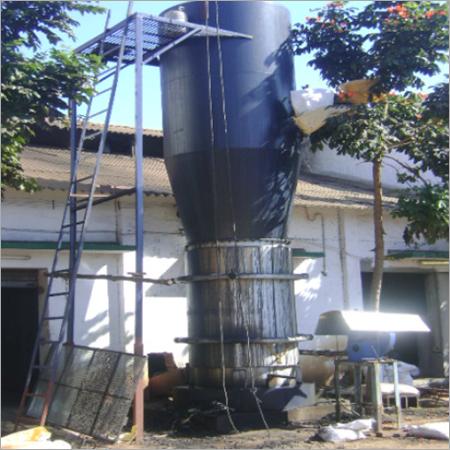 200 Kg Biomass Gasifier Roaster