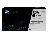 HP 507A Black Original Laser jet Toner Cartridge