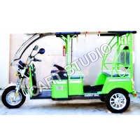 Deluxe Passenger E-Rickshaw
