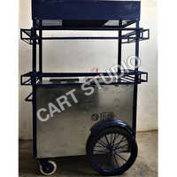 Soft Drink Vending Cart