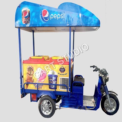 Deluxe Cargo E-Cart