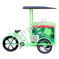 Alloy Wheel Vending Carts