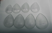 SILICONE BREAST ENHANCERS