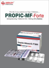 Propic- MF Forte (Tablet)