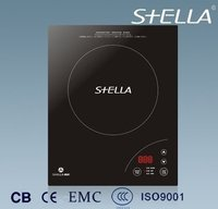 Ts-688 Stella Induction With Control Panel On Top Plate Counter Sunk 302 x 374 x 65 mm, 2.2 kw, Rs. 14500.00++