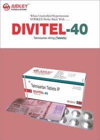 Divitel-40 (Tablet)