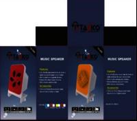 TX-888 BLUETOOTH SPEAKER