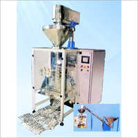 Pneumatic Collar Type Auger Filler Machine