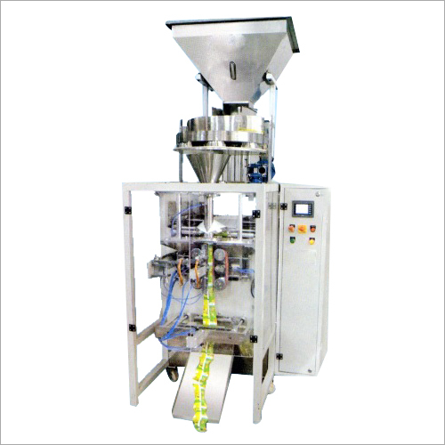 Pneumatic Pouch Filling Machine