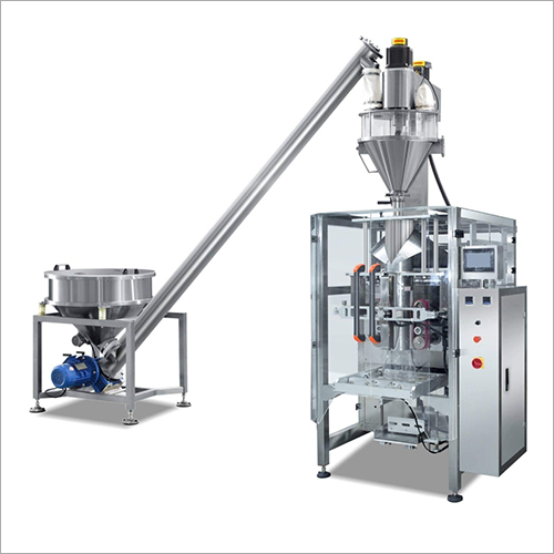 Servo Auger Filler Packing Machine