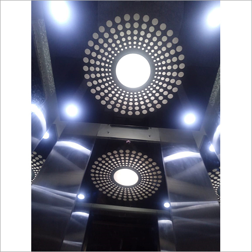 Elevator False Ceiling Designer Light