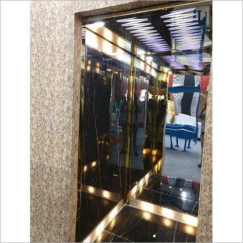 Luxury Hotel Elevator