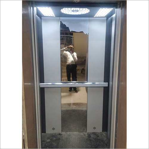 Single Door Passenger Elevator