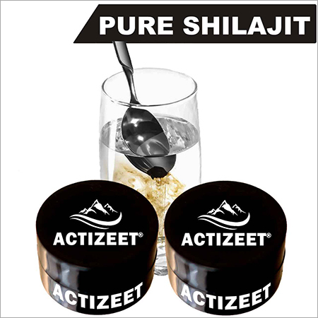ACTIZEET Pure Shilajit 20 Grams
