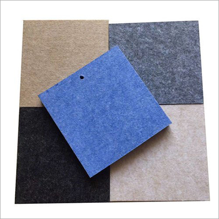 Plain Polyester Fiber Acoustic Panel