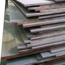 Heat Treated Wood Steel Plate