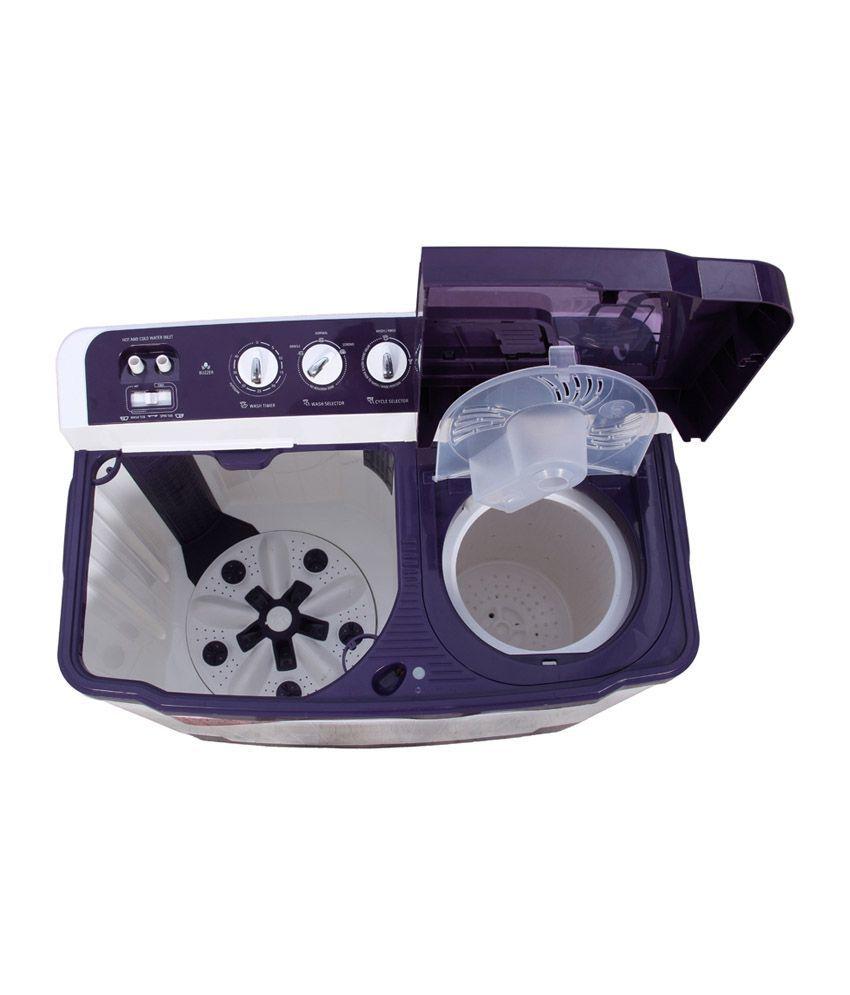 Videocon 8 Kg. Semi Automatic Washing Machine