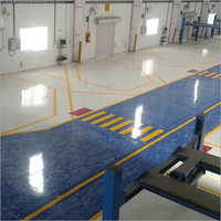 Automobile Epoxy Flooring Services